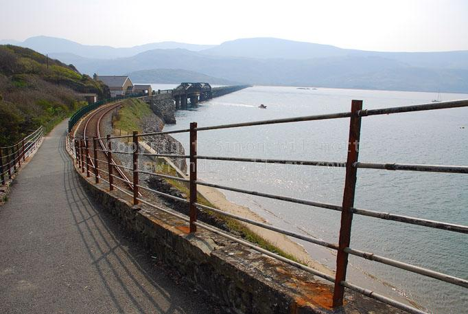 Mawddach bridge