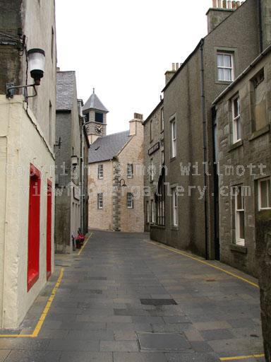 Lerwick street